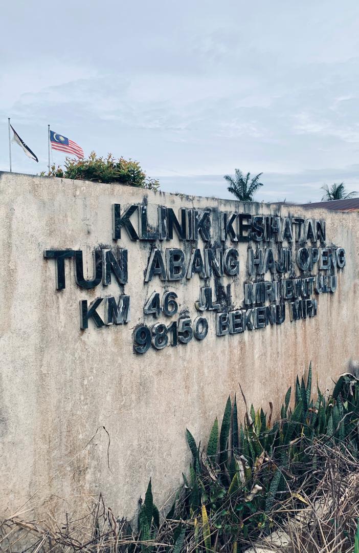 Portal Rasmi Jabatan Kesihatan Negeri Sarawak Klinik Kesihatan Tun Haji Openg