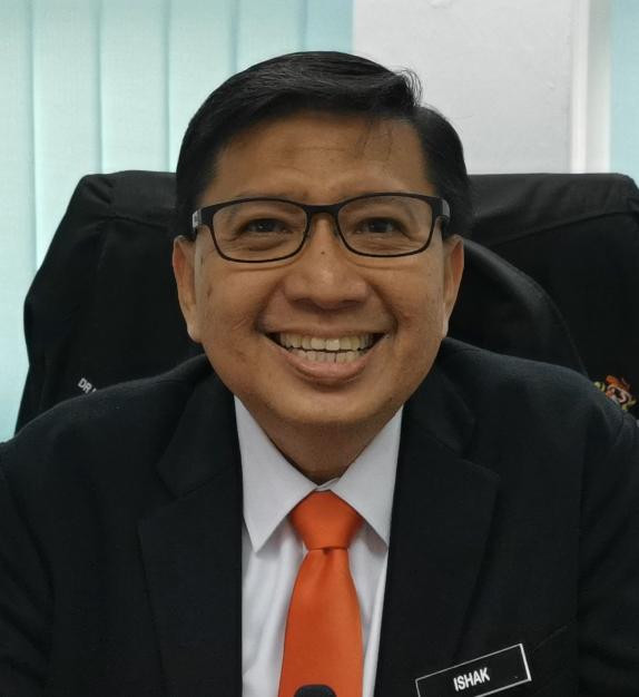 Dr. Ishak Shaifuddin bin Ibrahim